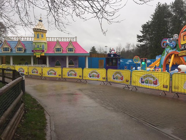 Go Jetters Vroomster Zoom Ride and The Furchester Hotel Live