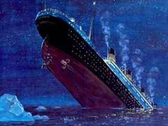 La Luna causò l'affondamento del Titanic? (storici) Tags: titanic luna transatlantico
