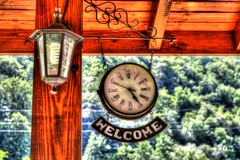 Time is ticking away.... (mmalinov116) Tags: time ticking clock watch timer welcome