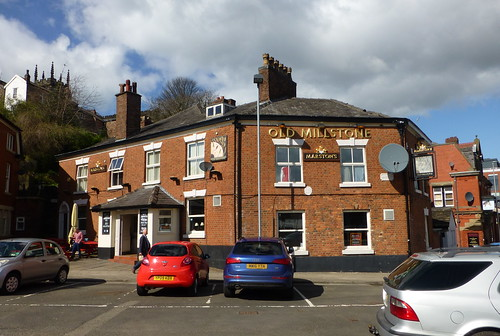 The Old Millstone Pub_Waters Green_Macclesfield_Apr17