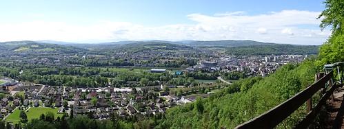 Panorama vom Alpenzeiger