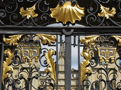 Oxford university, 2017 (Elisabeth Redlig) Tags: iron guilded ornaments oxfordshire oxford elisabethredlig history travel uni university oxforduniversity architecture buildings