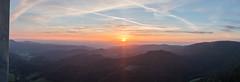 Landschaft-592-HDR-Pano.jpg (1993CHRISTOPH) Tags: nacht hdr lightpainting landschaft sonnenuntergang sommer oppenau sternenhimmel sterne selbstportrait panorama natur langzeitbelichtung buchkopfturm