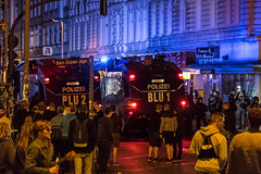 G20 Hamburg: Schanzenviertel #14 (dustin.hackert) Tags: g20 hamburg krawalle nog20 polizei roteflora sek schanze schanzenviertel schulterblatt schwarzerblock tränengas vandalismus wasserwerfer