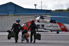 Coast Guard, Make-A-Wish Alaska and Washington grant child's wish in Kodiak (Coast Guard News) Tags: makeawish wish rescueswimmer aviationsurvivaltechnician marfil bishop dickey kodiak alaska unitedstates us