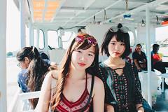 _MG_1385 (WayChen_C) Tags: thailand bangkok chaophrayariver ประเทศไทย บางกอก กรุงเทพมหานคร boat thaigraduationtrip 泰國 曼谷 yuting nin 畢業旅行