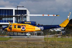 N234PH Bell 214B-1 (johnedmond) Tags: perth ypjt australia jandakot jad helicopter chopper bell aviation aircraft aeroplane airplane sel55210 55210mm sony bnpb ilce3500