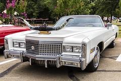 The White Caddie (Kool Cats Photography over 8 Million Views) Tags: caddy eldorado car classic cadillac