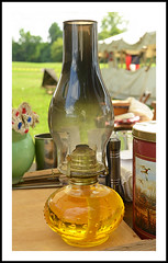 Antique Oil Lamp - 2014 Jackson Civil War Muster (sjb4photos) Tags: jacksoncivilwarmuster jacksonmichigan oillamp antiquelamp