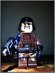 Major Bludd (LegoKlyph) Tags: lego custom gijoe cobra bludd cartoon 80s war solder badguy retro