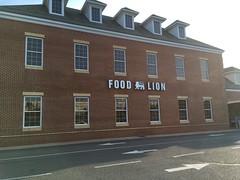 Food Lion - Haymarket, VA (batterymillx) Tags: food lion foodlion retail grocery store shop haymarket virginia va exterior facade