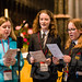 """Secondary students help lead the transition for year 6 leavers at services held in Durham Cathedral • <a style=""""font-size:0.8em;"""" href=""""http://www.flickr.com/photos/23896953@N07/35224348316/"""" target=""""_blank"""">View on Flickr</a>"""