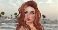 Right here, Waiting (Bunny (Cuneen68)) Tags: secondlife avatar catwa skinnery moonamore ikon truth bajanorte redhead titian