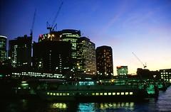 Historic Sydney (CNDoz) Tags: cndoz 70s circularquay hydrofoil longreef historic