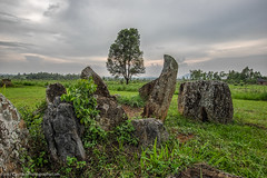 Plain of Jars: Site #1 (clayhaus) Tags: laopeopledemocraticrepublic pdr asia clayhausnet clayhausphotography indochina laos laotian photography southeast travel vientiane