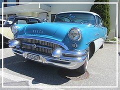 Buick Special, 1955 (v8dub) Tags: buick special 1955 schweiz suisse switzerland bleienbach american gm pkw voiture car wagen worldcars auto automobile automotive old oldtimer oldcar klassik classic collector