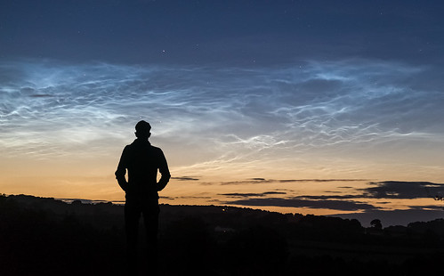 Noctilucent Clouds 2017