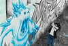 Blue-Ice_Monster GraffMeWild (hybrid.photographer) Tags: architectureetbatiments artetculture buildings couleur emotionsandactions europe france grauduroi languedocroussillon monstre streetart art azul bleu blue color couleursélective culture emotions fear feelings monster peur portrait selectivecolor state tags états étatsetactions