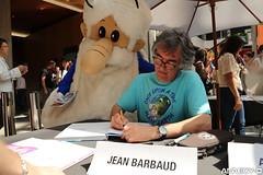 """Dédicace/Signing Session – Jean Barbaud, """"Il était une fois... la Vie""""/""""Once Upon a Time… Life"""" avec/with Maestro (Festival international du film d'animation-Annecy) Tags: 2017 3mercredi citia dédicaces annecy dédicace festival internationaldufilmdanimati bonlieu bdfugue internationaldufilmdanimation"""