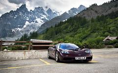 Mont Blanc. (Alex Penfold) Tags: mclaren f1 supercars supercar super car cars autos alex penfold italy mont blanc 2017 roadtrip