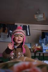 Mia (okirob photo) Tags: japan niseko child cute hokkaido littlegirl robertmallon