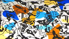 grafiti elements 2.0 : ipainteveryday 300 (ottograph / ipainteveryday.com) Tags: amsterdam paint kmdg graffiti streetartistry streetart popart art kunst canvas painting urbanart handmade gallery freehand urbanwalls design drawing ink illustration wijdesteeg ottograph linework graphic murals artist artgallery acrylic museum painter kmdgcrew