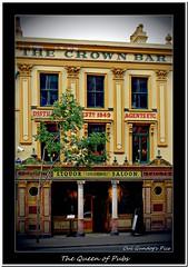 The Queen of Pubs (Oul Gundog) Tags: crown bar pubs belfast drink film john wayne northern ireland ulster