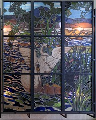 Musée d'Orsay (Denis Krieger) Tags: vitrail vitrais stained glass window vetrata colorata glasmalerei farbfenster