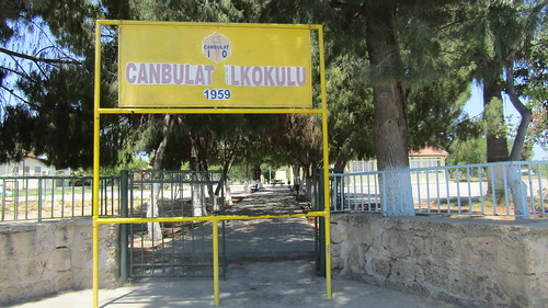 Canbulat Primary School, Famagusta