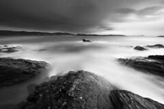 O Sepelo (jojesari) Tags: ar217g 2815 osepelo portonovo sanxenxo pontevedra galicia marina blancoynegro blackandwhite jojesari suso explore