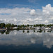 City of Thunder Bay (Jan Whybourne) Tags: thunderbay clouds water city buildings land reflections panorama