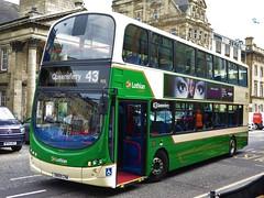 Lothian Country 935 (SN09CVW) - 24-06-17 (02) (peter_b2008) Tags: lothiancountry lothianbuses volvo b9tl wright eclipsegemini2 935 sn09cvw edinburgh buses coaches transport buspictures