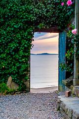 druidstone (mikehillen) Tags: druidstonehotel pembrokeshire pembrokeshirecoastpath walescoastpath wales beach coast druidstone druistonehotel pembrokeshirecoast pembrokeshirenationalpark sunset stdavids