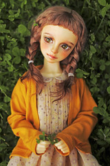 Clover (Luthigern) Tags: bjd volks maria msd summer