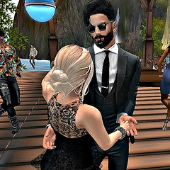 A dance is just a dance... (savrainsings) Tags: catwa