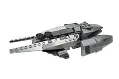 Halo Mega Bloks / Construx UNSC Drone MOC (ThatBrickyGuy) Tags: halo moc unsc drone mega bloks construx custom building blocks