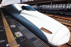 JR KYUSHU N700-8000 series set R1 001 (A.S. Kevin N.V.M.M. Chung) Tags: jr train rail railway station shinkansen highspeedrailway n700a kyushu