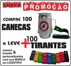 banner caneca + tirantes GRÁTIS 100 unidades (marcosrobertoromagna) Tags: caneca cordões kits pesonalizados