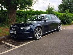 Audi RS4 Avant (Marc Sayce) Tags: audi rs4 avant midnight moonlight blue rs 4 s4 a4 2014 2013 2015