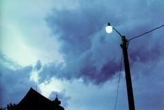 Pareidolia (lacemarielace) Tags: pareidolia face clouds sky