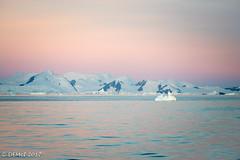 Adelaide Island dusk (i-lenticularis) Tags: adelaideisland antarctica leicaapotelytr180f34 nfromjennyisland alpenglow dusklight aq