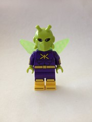 Rogueverse Killer Moth (Enøshima) Tags: rogueverse rogue verse lego purist dc minifigure killer moth drury l walker