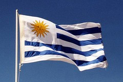 Mi bandera. My flag. Uruguay. (Old Paper Perfume) Tags: uruguay bandera uruguaya uruguayan flag south america rioplatenses celeste sol azul blanca