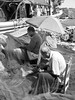 Fishermen (slavamanc) Tags: port sea boat ship portrait people fisherman greece paros men