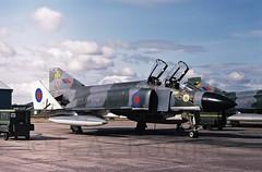 F4 XV406 (TF102A) Tags: aviation aircraft f4 111squadron phantom rafleuchars xv406