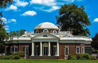 Jefferson Monticello