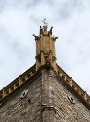 St David's Cathedral 2 (ahisgett) Tags: wales stdavids davids cathedral