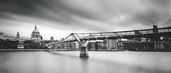 Dull Day (adrien.photography) Tags: 500px sky city sunset people street water reflection river travel light urban architecture bridge building pier monochrome st paul vehicle outdoors no person transportation system