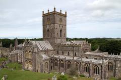 St David's Cathedral 6 (ahisgett) Tags: wales stdavids davids cathedral
