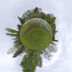 (360 planet) Mainau island 2 (Andriy Golovnya (redscorp)) Tags: mainauisland mainau island lakeconstance lake constance badenwürttemberg germany deutschland planet miniplanet smallplanet tinyplanet